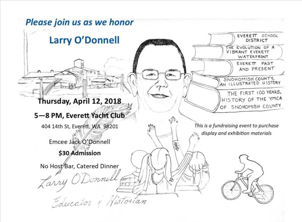 Larry O'Donnell Invite for Web Page